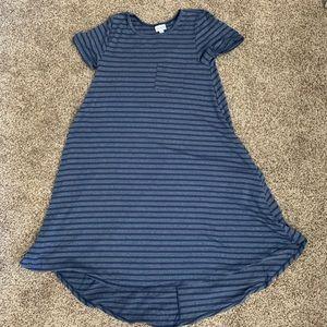 LLR Carly Blue Stripes